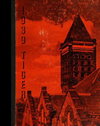 (Reprint) 1939 Yearbook: South High School, Minneapolis, Minnesota