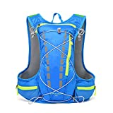 <span class='highlight'><span class='highlight'>GYFHMY</span></span> Lightweight Running Hydration Vest Backpack - 15L Cycling Water Bladder Backpacks - Comfortable, Adjustable Shoulder Strap - for Hiking, Skiing, Camping