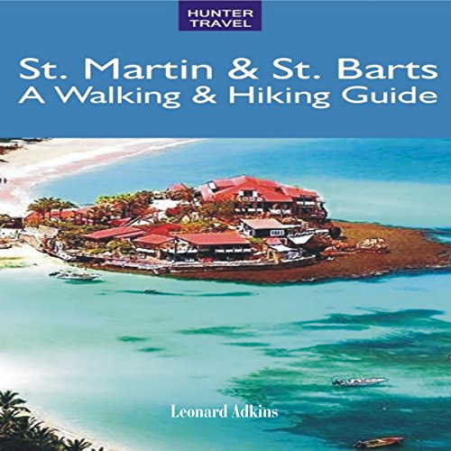 St. Martin & St. Barts audiobook cover art