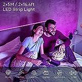 Zoom IMG-1 striscia led 10m coolapa controllata