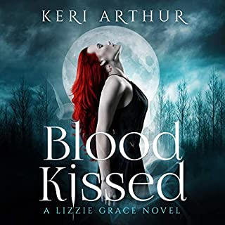 Blood Kissed  cover art