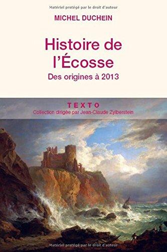 Histoire de l'Ecosse : Des origines à 2013