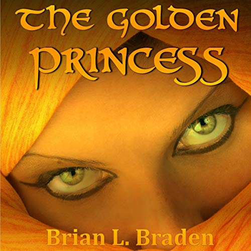 The Golden Princess  By  cover art