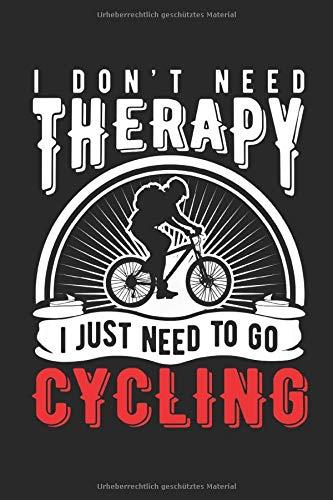 Fahrrad: Notizbuch A5 Kariert - - zum planen, organisieren und notieren