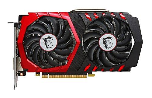 『MSI GeForce GTX 1050 Ti GAMING X 4G グラフィックスボード VD6190』の2枚目の画像