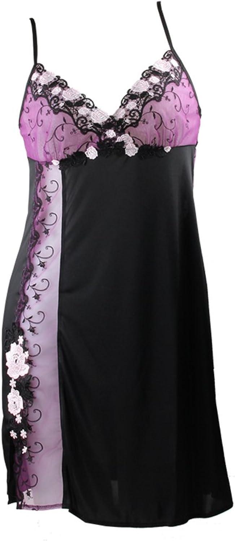 HFDSTRH GHRHA Strap Sexy fashionVGet Thin lace Nightdress