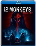 12 Monkeys: Season 3 (2 Blu-Ray) [Edizione: Stati Uniti]