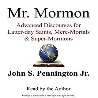 Mr. Mormon cover art