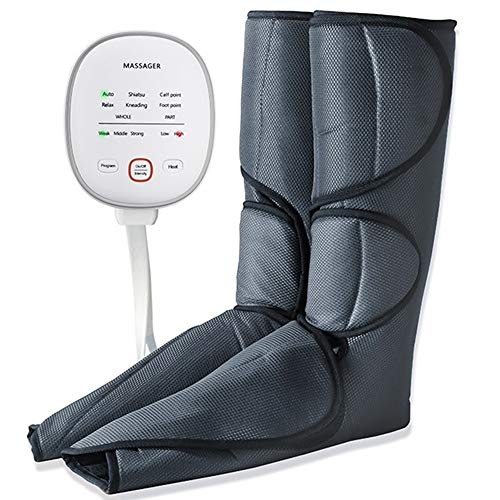 XIAORANA Leg Massager for Circulation and Relaxation, Calf Feet Thigh Massage, Helps to Relax Legs, Best Gifts for Moms and Dads