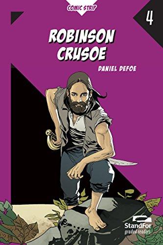 Robinson Crusoe: StandFor Graded Readers