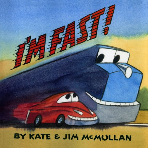 I'm Fast audiobook cover art