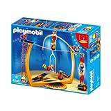 Playmobil - 4236 - Funambules  Et  Piste