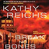 Bargain Audio Book - Break No Bones