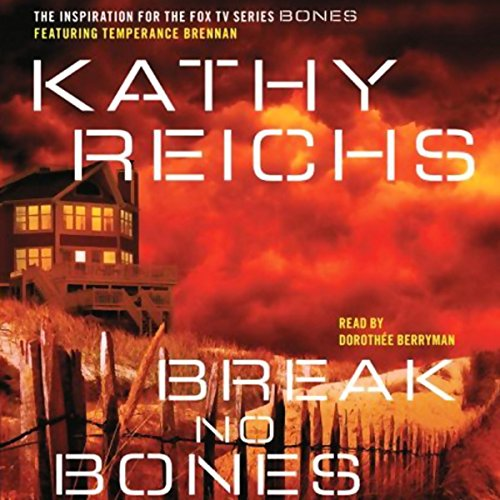 Break No Bones audiobook cover art