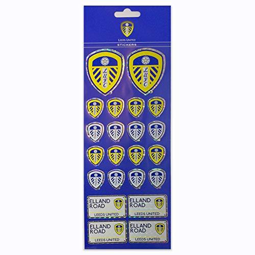 Leeds United Stickers Street Sign LUFC-STK002