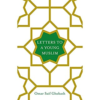 Letters to a Young Muslim audiobook cover art