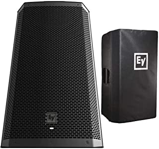 Electro-Voice ZLX-15BT 15-Inch Powered Speaker w/Bluetooth & Cover