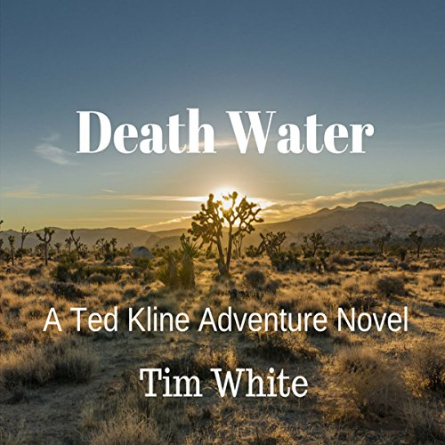 Death Water audiobook cover art