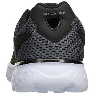 Skechers Performance Men's Go Run 400 Running Shoe,Black/White,8 M US