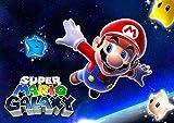 Super Mario Galaxy Poster