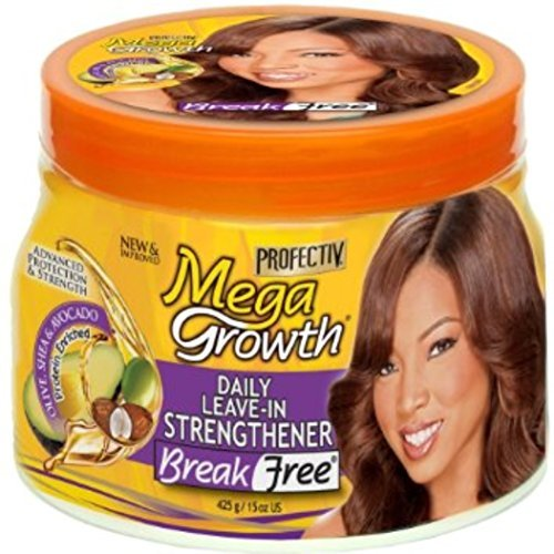 Profectiv MegaGrowth Break Free Daily Leave-in Strengthener, 15 oz by Profectiv