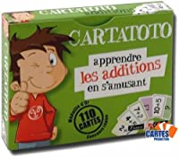 Jeu de 110 cartes : Cartatoto Additions