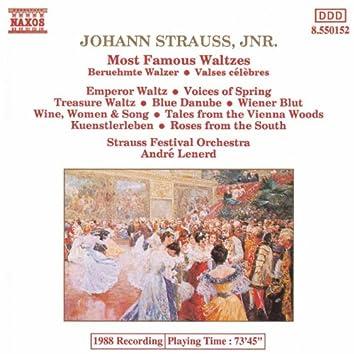 Strauss II: Most Famous Waltzes