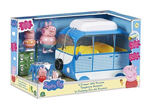 Peppa Pig PPH03001. La Auto Caravana de Vacaciones.