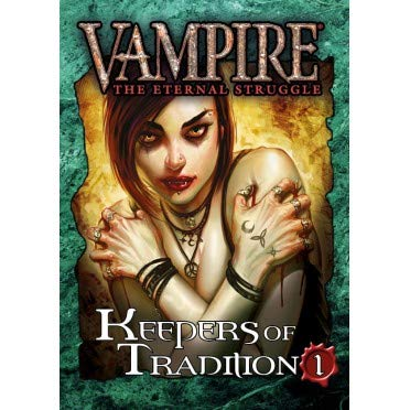 Vampire: The Eternal Struggle Keepers of Tradition Reprint Bundle 1