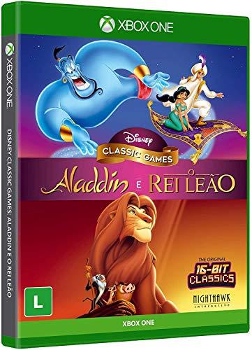 Aladdin e o Rei Leão Xbox One