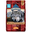 Blue Buffalo Wilderness Rocky Mountain Recipe High Protein Grain Free, Natural Adult Large Breed Dry Dog Food