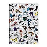 YGYT Artwork Poster Bild Michael AJ Geschichte Sneaker Air