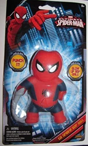 Ultimate Spider-Man Blow Up Bop Ball by Imperial Toy