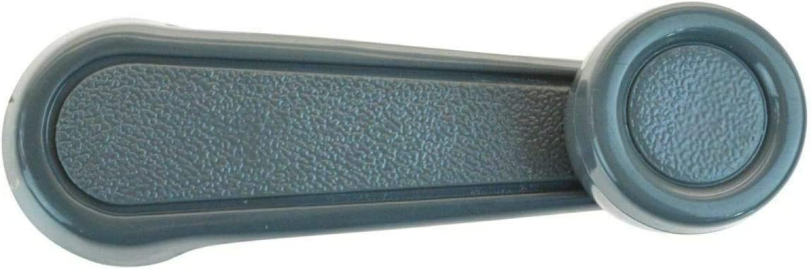 Manual Window Crank Gray Fees free Driver Compatible Passenger Each Nippon regular agency w Side