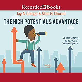 Couverture de The High Potential's Advantage