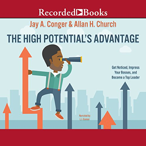 The High Potential's Advantage audiobook cover art