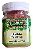 Jade Li Hing Mui Dried Plum Powder 3.5 Ounce Shaker Bottle
