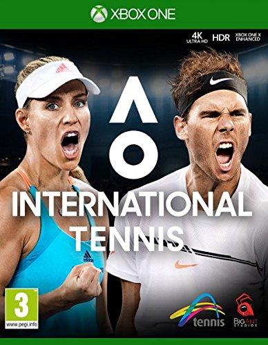 AO International Tennis Xbox One Game