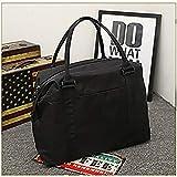 FHOMDOD Tragbare Reisetasche, Trocken- und Nass Trennung, Faltbare Kurzstrecken-Gepäcktasche,...