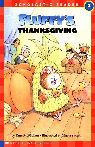 Fluffy's Thanksgiving (level 3) (Hello Reader)