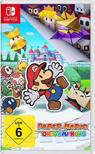 Nintendo NSW Paper Mario: The Origami King Switch