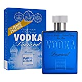 VODKA Diamond Perfume para hombre Paris Elysees vaporizador 100 ml