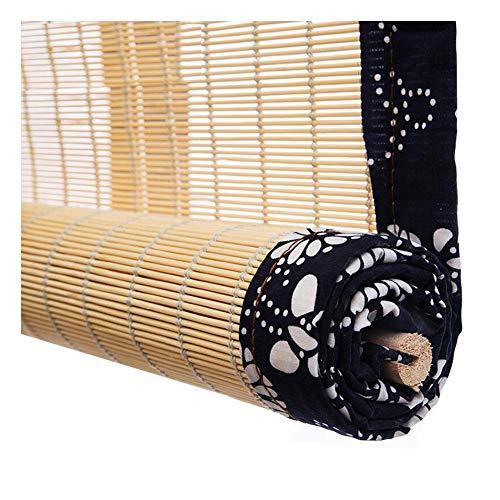 LIANGJUN bamboe gordijn rolgordijn rolgordijn Romeinse venster tinten zonnebrandcrème glad nette weven partitie achtergrond muur decoratie, op maat gemaakt