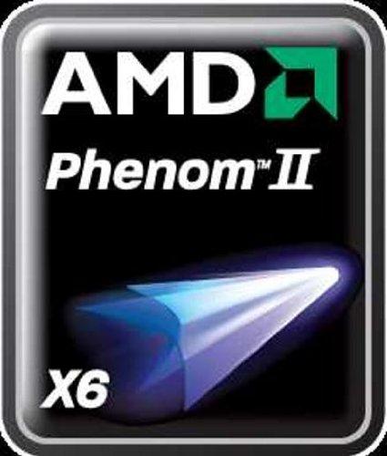 AMD Phenom II X6 1055T 2.8GHz 6MB L3 Caja - Procesador (AMD Phenom II X6, 2,8 GHz, Socket AM3, 45 NM, 1055T, 64 bits)