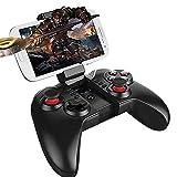 ps controller di gioco, regolatore del bluetooth senza fili del gioco, l2 / r2 È la funzione analogica, adatto per android, tablet pc, tv, tv box, vr, blac, pc