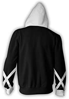 afe7c704c421d3 HDPDY Felpe Pullover 3D Felpa Unisex Cosplay Cappuccio Stampa Elegante  Sweatshirt Poliestere/Cotone Lovers Top