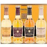 Glenmorangie The Pioneering  Collection -  Scotch, Whisky, Paquete con  Lasanta, Quinta Ruban y  Nectar D'Or, 4 x 0.1 l