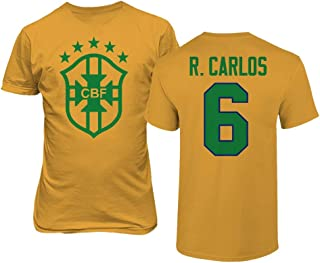 Best roberto carlos brazil shirt Reviews