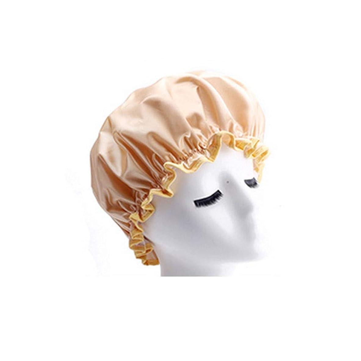 発見コウモリアトムXiaoNUO シャワーキャップ、レディースシャワーキャップレディース用のすべての髪の長さと太さのデラックスシャワーキャップ - 防水とカビ防止、再利用可能なシャワーキャップ。 髪を乾いた状態に保ちます。 (Color : 6)