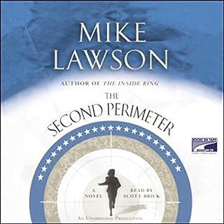 The Second Perimeter audiobook cover art